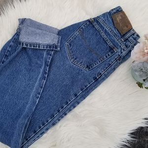 "Vintage Pepe ""Betty"" high rise mom jeans"